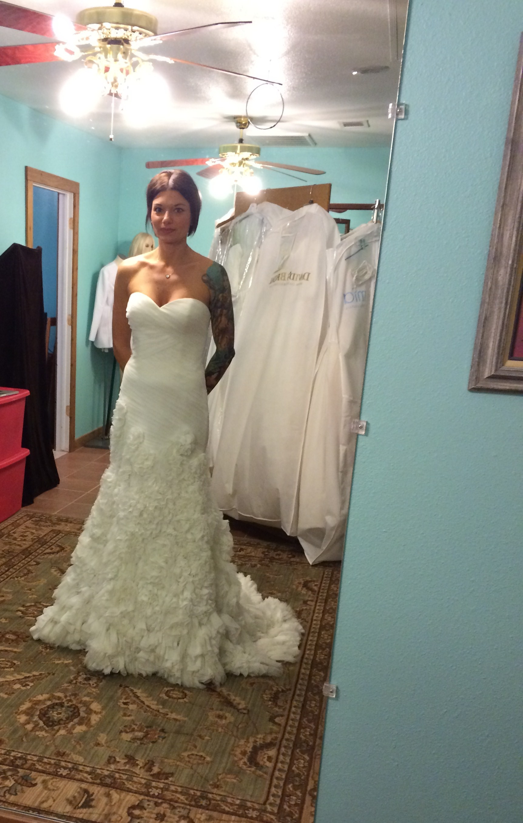 Bridal Dress Gallery | Alterations and Veils by Beatrice