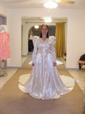 Wedding Dresses Good for Grandma