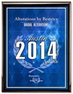 Alterations by Beatrice Award