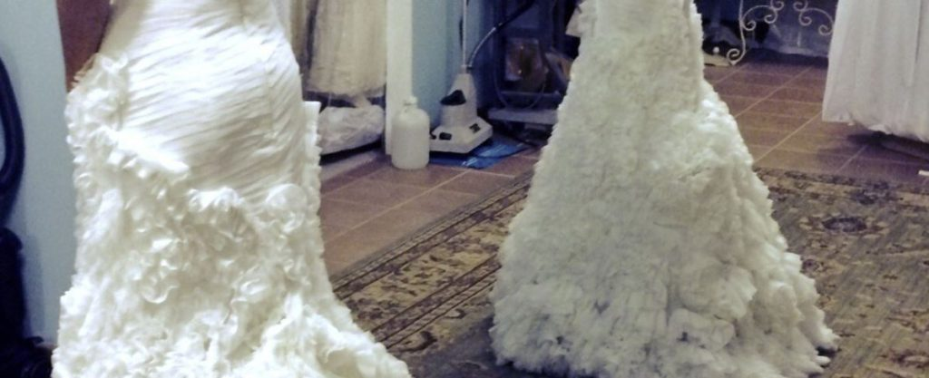 Bridal Alterations and Veils Bride Picture